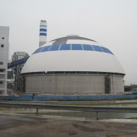 CPI Shanghai Caojing Power Plant Coal Storage System