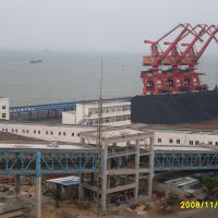 Coal Handling System of Huaneng Haikou Power Plant