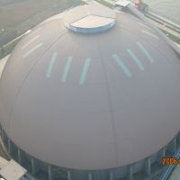 Coal Storage System of Nanya Kunshan Co-gen Power Plant
